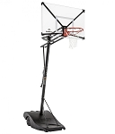 54-Inch Acrylic Portable Basketball Hoop (Model B8401W)