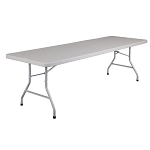 Plastic Folding Table BT3096 NPS 30-inch x 96-inch Table