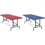 Folding Tables - NPS Adjustable Leg Table BTA-3072 - 30 x 72 inch Top