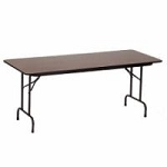 Correll High-Pressure Folding Tables - Cf3072px 30x72 Table