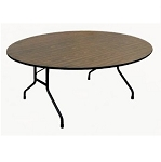 Correll High-Pressure Laminate Top Table | Office 48 In Round Table
