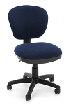 OFM Office Chairs 150 Lite Duty Computer Task Fabric Adjustable Chair
