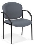 OFM 404 Guest Reception Stacking Stack Stackable Chair
