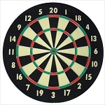 Accudart Dartboards - D4001 Starlite Dart Boards