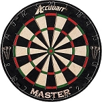 Bristle Dartboards - Accudart Master Model D4020 Board