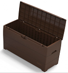 Duramax 86601 DuraBox 270L 71 Gallon Outdoor/Indoor Brown DeckBox