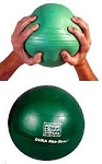 Exercise Equipment Sport Grip Athletic Training 18 Lb Duramedball