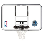 Spalding 44-in Basketball Backboard Rim Combo E79Dals Dallas Mavericks