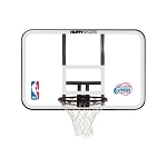 Spalding Backboard and Rim Combo 44-inch E79Lacs Los Angeles Clippers