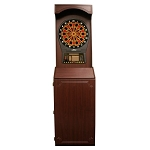 Cricket Pro 800 Electronic Arcade Style Cabinet Dart Board Game