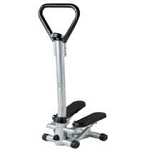 Exercise Equipment - MX1 Mini Stepper With Support Handle