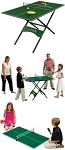 Stiga Mini-Table Tennis Table - G02238W 54-inch Table Top