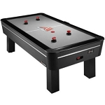 Table Air Hockey Game - Atomic G04863W 8 ft. Air Powered Hockey Game