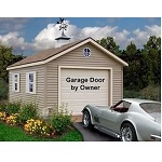 Best Barns Greenbriar 12'x20' Wood Garage Barn Kit
