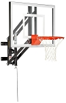 Goalsetter Wall-Mount Basketball Hoop Adjustable GS48 48 Acrylic Goal