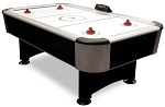 SO DMI Sports HT470 Deep Apron Hockey Table + Air Motors Goal Flex