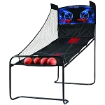 Deluxe Double Shootout Electronic Basketball Game M01462AW Harvard