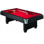Mosconi Billiard Table - P5223W1 Donovan II 8-foot Slate Pool Table