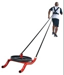 SO Weight Sleds Power System Resistance Exercise Equipment Speed Sled