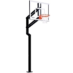 Goalsetter Basketball Hoop Fixed-Height Champion 48 Acrylic Backboard