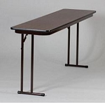 Correll Seminar Tables ST2472PX 24 in. x 72 in. Table Top