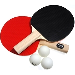 Stiga T1332 Classic Table Tennis 2-Player Paddle Set