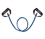 Strength Fitness Exercise Resistance Premium Versa-Tube Heavy - Blue