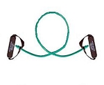 Strength Fitness Equipment Resistance Premium Green Versa-Tube Light