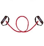 Strength Exercise Equipment Resistance Premium Red Versa-Tube Light