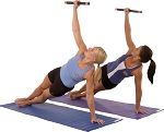 Power Systems Exercise Lightweight Stable Durable Yoga Pilates Mat