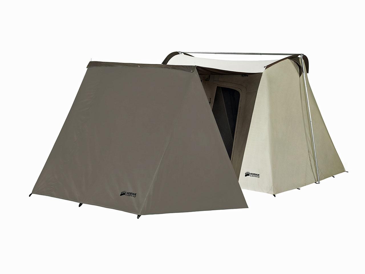 ... assets/images/vestibulenewstyle.jpg ...  sc 1 st  Competitive Edge Products Inc & Kodiak Vestibule Wing 0601 For 10-Ft Canvas Tents