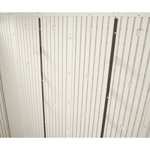 Lifetime Storage Shed Shelf Channel Uprights 0190