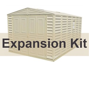 04014 Extension Kit for 10' Duramax Vinyl Garages