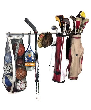 Money Bar Storage 06003 Large Sports Storage Rack