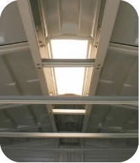 08295 Duramax Shed Skylight