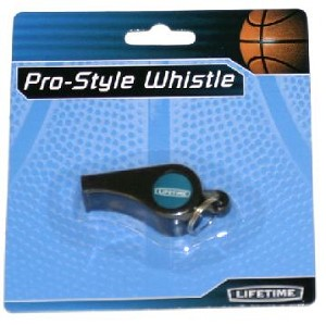Lifetime Accessory Plastic Whistle - Basketball Accessories