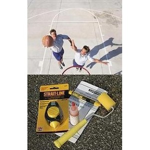 Lifetime 90752 Basketball Court Marking Kit Accessory - 4 Piece