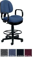 SO Computer Chair OFM 101-A-DK Lite Office Task w/Drafting Chair Kit