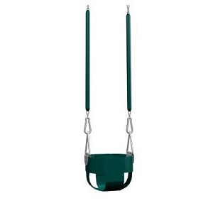 Infant Toddler Swing - Big Stuff 1079179 Subtle Green Bucket Seat