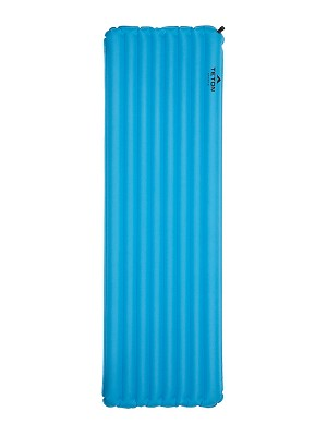 TETON Sports 1144 Altos Inflatable Blue Sleeping Pad with Stuff Sack