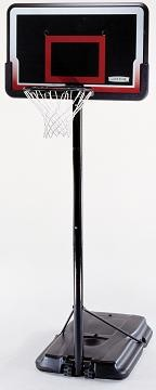 SO Lifetime 1213 Impact Pro Court Portable 44 In Basketball Backboard