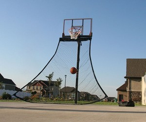 Lifetime Basketball Roll Back Net - 12347 Ball Return Net