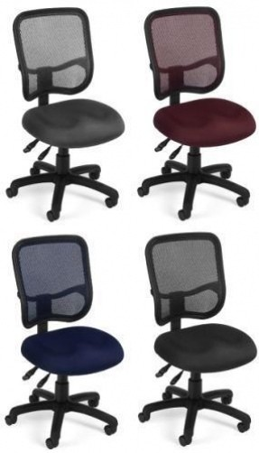 Computer Office Chair - OFM 130 Mesh Back Task Chair
