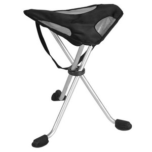 TravelChair Sidewinder in Black