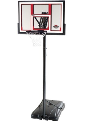 Lifetime Portable Basketball Goal 1534 48 inch Backboard
