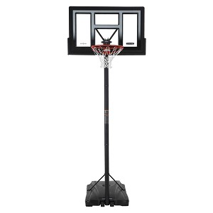 Lifetime 50-Inch Polycarbonate Portable Basketball Hoop (Model 1602)