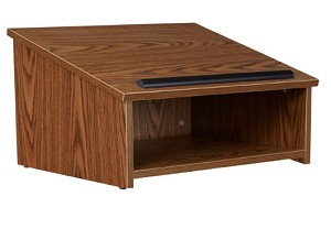 Oklahoma Sound 22 Table Top Lectern