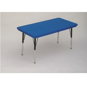 Kids Activity Tables - Correll AR2448 Plastic Children's Table
