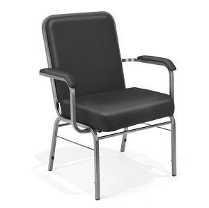 Big and Tall Stack Chairs - Ofm 300-XL-VAM Vinyl Seating