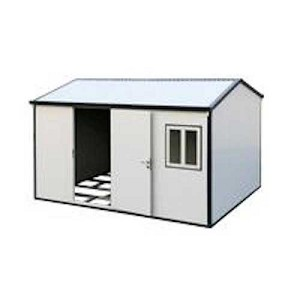 30532V2 Duramax 13x10 Insulated Building with Gable Roof
